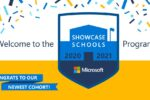 Thumbnail for the post titled: Microsoft Showcase Schools